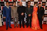 Jeetendra, Shakti Kapoor, Rakesh Roshan at Gulshan Kumar Tribute in Filmcity on 22nd Sept 2015