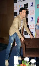 Kapil Sharma at the press conference of Film Kis Kisko Pyaar Karu in Delhi on 22nd Sept 2015 (16)_56024c3735ea6.JPG