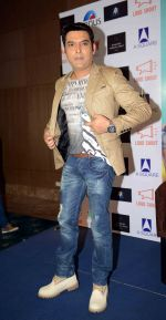 Kapil Sharma at the press conference of Film Kis Kisko Pyaar Karu in Delhi on 22nd Sept 2015 (18)_56024c3bd5d1e.JPG