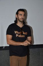 Karan V Grover at wedding Pullav promotions at Law college in Vile parle on 22nd Sept 2015 (41)_5602622a77b3e.JPG