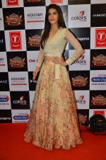 Kriti Sanon at Gulshan Kumar Tribute in Filmcity on 22nd Sept 2015