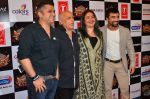 Pooja Bhatt, Mahesh Bhatt at Gulshan Kumar Tribute in Filmcity on 22nd Sept 2015