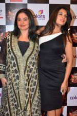 Pooja Bhatt, Richa Chadda at Gulshan Kumar Tribute in Filmcity on 22nd Sept 2015
