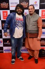 Pritam Chakraborty at Gulshan Kumar Tribute in Filmcity on 22nd Sept 2015