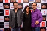 Rajkumar Hirani, Vidhu Vinod Chopra at Gulshan Kumar Tribute in Filmcity on 22nd Sept 2015
