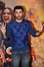 Ranbir Kapoor at Tamasha trailor launch in Mumbai on 22nd Sept 2015 (116)_5602a77ba8ced.JPG