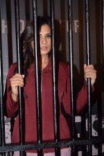 Richa Chadda at cellfie press meet for film Main Aur Charles on 23rd Sept 2015
