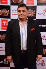 Rishi Kapoor at Gulshan Kumar Tribute in Filmcity on 22nd Sept 2015