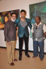 Sangram Singh at vishnu sonawane_s art event in Jehangir Art Gallery on 22nd Sept 2015 (11)_560261926688e.JPG