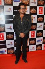 Shakti Kapoor at Gulshan Kumar Tribute in Filmcity on 22nd Sept 2015 (81)_5602abb05bbac.JPG