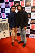Sharman Joshi, Madhavan at Gulshan Kumar Tribute in Filmcity on 22nd Sept 2015