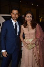 Soha Ali Khan, Kunal Khemu at Gulshan Kumar Tribute in Filmcity on 22nd Sept 2015