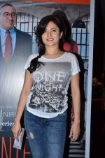 Sonal Sehgal at the Intent premiere in Fun on 22nd Sept 2015