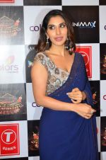 Sophie Chaudhary at Gulshan Kumar Tribute in Filmcity on 22nd Sept 2015