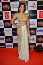 Sunny Leone at Gulshan Kumar Tribute in Filmcity on 22nd Sept 2015