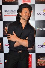 Tiger Shroff at Gulshan Kumar Tribute in Filmcity on 22nd Sept 2015 (78)_5602acce10542.JPG