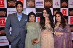 Tulsi Kumar at Gulshan Kumar Tribute in Filmcity on 22nd Sept 2015