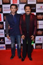 Udit Narayan at Gulshan Kumar Tribute in Filmcity on 22nd Sept 2015 (232)_5602ace822a16.JPG