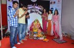 pyar ka punchnama cast at dna eco ganesha on 23rd Sept 2015 (11)_5602b636b115a.JPG