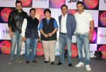 Anil Anagane, Falguni Pathak, Saurabh, Kapil Pathare, & Aarrnav Shirsat (CMD, 3rdRock Ent) at the Press announcement of _Dubai Dandiya Festival 2015_ at La Ruche, Bandra.2_5603a2bad7d65.JPG