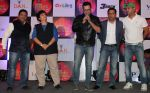 Anil Anagane, Falguni Pathak, Saurabh, Kapil Pathare, & Aarrnav Shirsat (CMD, 3rdRock Ent) at the Press announcement of _Dubai Dandiya Festival 2015_ at La Ruche, Bandra_5603a2ae84abf.JPG