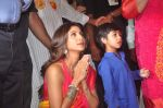 Shilpa Shetty visit Andheri Ka Raja on 23rd Sept 2015