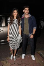 Athiya Shetty, sooraj Pancholi at yasmin karachiwala_s Book Launch on 24th Sept 2015 (11)_56053283a0479.JPG