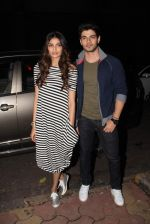 Athiya Shetty, sooraj Pancholi at yasmin karachiwala_s Book Launch on 24th Sept 2015 (13)_56053284cdab7.JPG