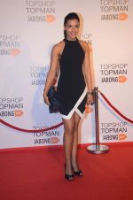 Deepti Gujral at Top Shop Red Carpet on 24th Sept 2015