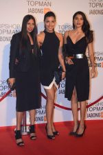 Deepti Gujral, Candice pinto at Top Shop Red Carpet on 24th Sept 2015