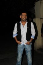 Kapil Sharma at Kis Kisko Pyaar Karoon screening on 24th Sept 2015
