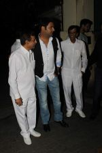 Kapil Sharma, Abbas Mastan at Kis Kisko Pyaar Karoon screening on 24th Sept 2015