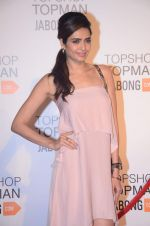 Karishma Tanna at Top Shop Red Carpet on 24th Sept 2015