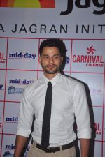 Kunal Khemu at Bhaag jhonny premiere on 24th Sept 2015 (13)_56053436b7e71.JPG
