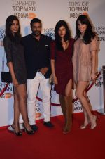 Mandana Karimi, Rocky S at Top Shop Red Carpet on 24th Sept 2015