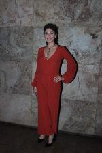 Manjari Phadnis at Kis Kisko Pyaar Karoon screening on 24th Sept 2015