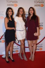 Nandita Mahtani at Top Shop Red Carpet on 24th Sept 2015