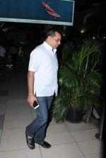 Paresh Rawal snapped at Airport in Mumbai on 24th Sept 2015