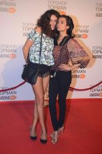 Pia Trivedi, Ira Dubey at Top Shop Red Carpet on 24th Sept 2015