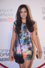 Shazahn Padamsee at Top Shop Red Carpet on 24th Sept 2015