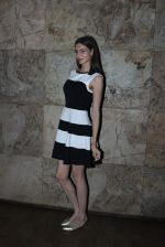 Simran Kaur Mundi at Kis Kisko Pyaar Karoon screening on 24th Sept 2015