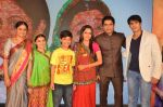 Toral Rasputra, Gracy Goswami,Viren Vazirani, Aasiya Kazi, Shakti Anand, Hiten Tejwani at Balika Vadhu Celebrations on 24th Sept 2015 (13)_560532a17dd23.JPG