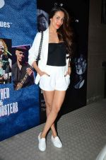 Malaika Arora Khan snapped at Blue Frog on 25th Sept 2015