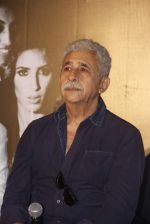 Naseeruddin Shah at the Charlie Kay Chakkar Mein film launch in Mumbai on 25th Sept 2015