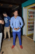 Raju Shrivastav at Kis Kis ko Pyar Karoon screening in Mumbai on 25th Sept 2015 (78)_5606b64cc32a3.JPG