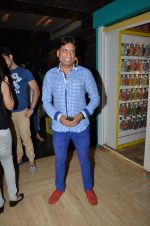 Raju Shrivastav at Kis Kis ko Pyar Karoon screening in Mumbai on 25th Sept 2015 (79)_5606b64db93b6.JPG