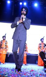 Akshay Kumar at Singh is Bling promotions in Delhi on 27th Sept 2015