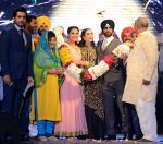 Akshay Kumar, Amy Jackson, Lara Dutta, Prabhu Deva at Singh is Bling promotions in Delhi on 27th Sept 2015