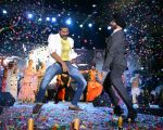Akshay Kumar, Prabhu Deva at Singh is Bling promotions in Delhi on 27th Sept 2015