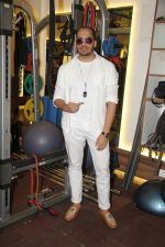 Ali Quli (of Big Boss fame) at the Muscle Talk Gymnasium launch in Chembur.1_5608c6565e52d.JPG